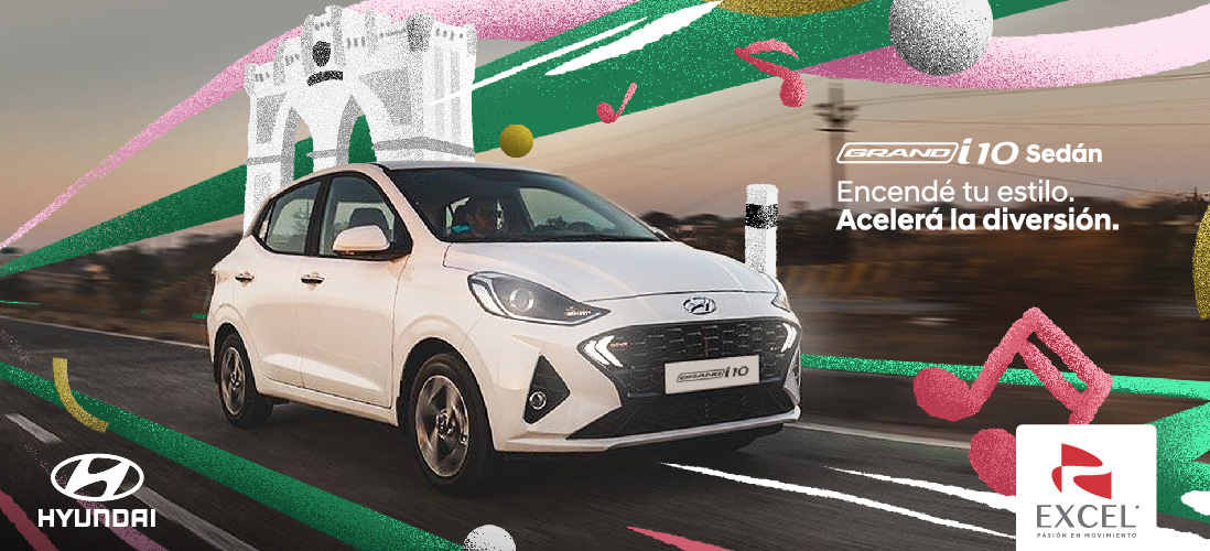 Fotografía Hyundai Grand i10 Sedan 2021